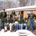 Nottoway Envirothon Team '08