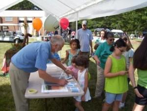 Family & Farm Day, Sept. 2009