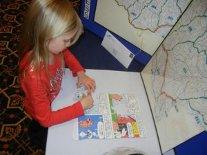 Piedmont SWCD Education Exhibit